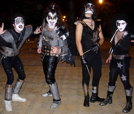 disfraces-grupo-kiss