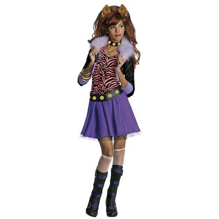 Disfraces Monster High: Clawden Wolf