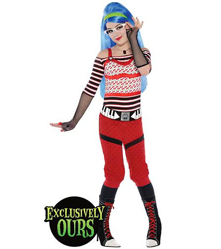 Disfraces Monster High: Ghoulia Yelps
