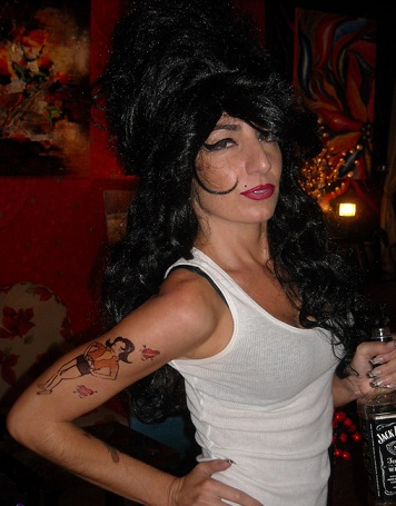 disfraces-caseros-halloween-amy-winehouse