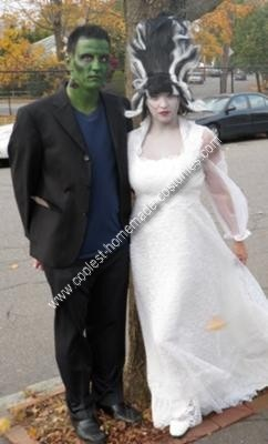 disfraces-halloween-originales-parejas-frankenstein
