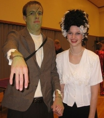 disfraces-halloween-parejas-frankenstein