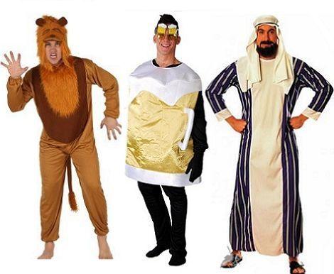 Ideas inteligentes de disfraces para adultos