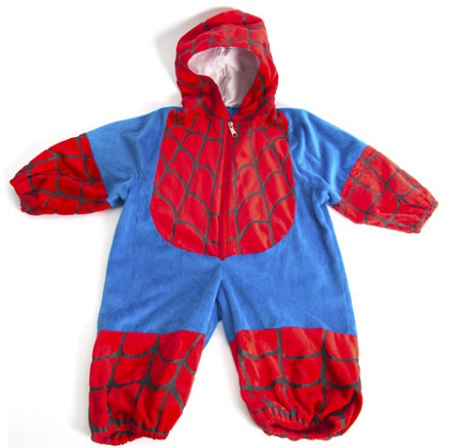 bebe-spiderman