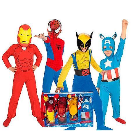 Disfraces Marvel