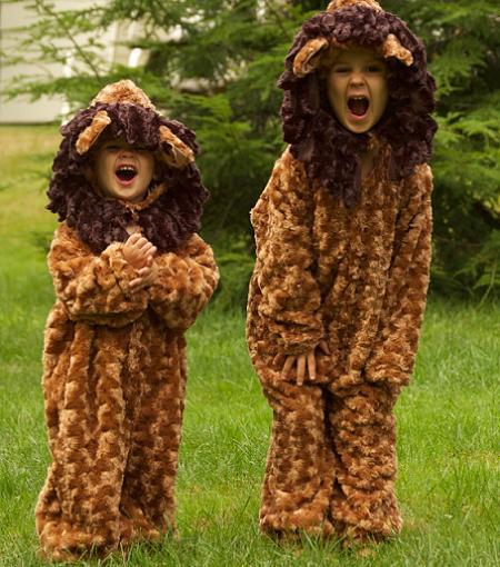 disfraces-ninos-carnaval-leon