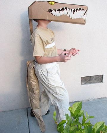 disfraz-casero-dinosaurio