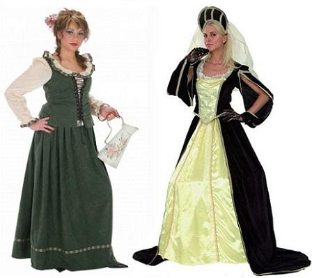 medieval-mujer