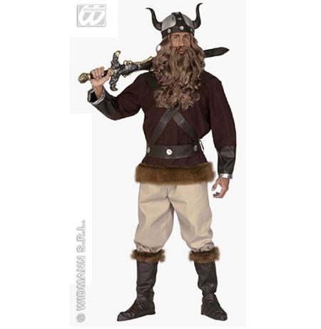 Disfraz de vikingo en Don Disfraz