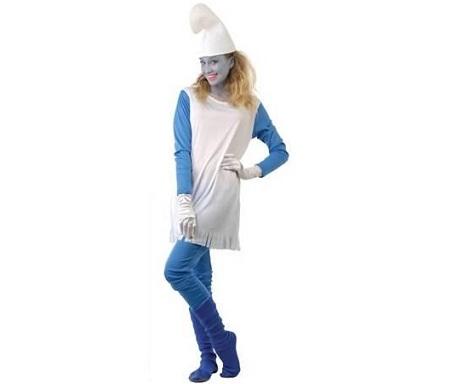 disfraz-mujer-pitufa