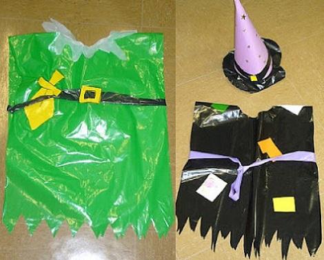 disfraces-caseros-bolsas-robin-hood
