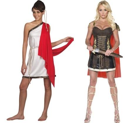 disfraz-romana