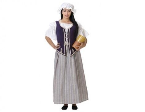 trajes-medievales-mujer-tabernera