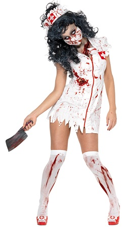 disfraces-mujer-halloween-enfermera-zombie
