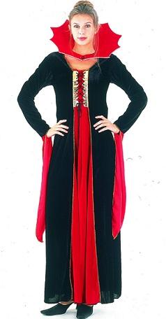 disfraces-mujer-halloween-vampiresa