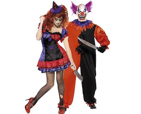 7-disfraces-parejas-halloween-payasos