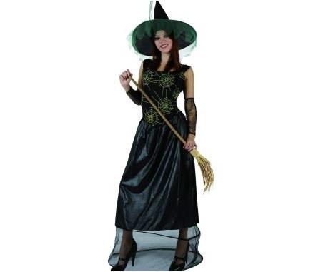 disfraces-halloween-baratos-bruja-arana