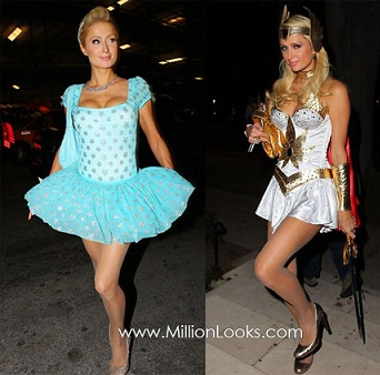 disfraces-halloween-famosos-paris-hilton