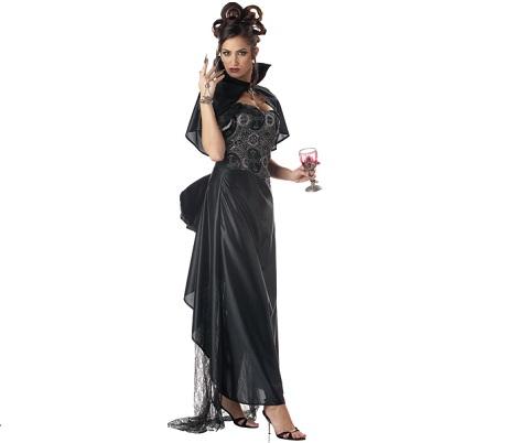 disfraces-mujer-originales-vampira-glamurosa