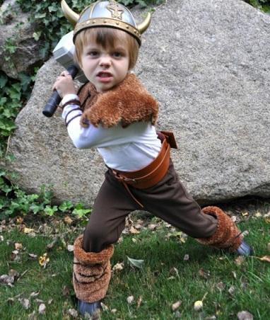los-mejores-disfraces-caseros-de-ninos-vikingo