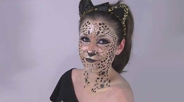 maquillaje-de-leopardo-para-carnaval