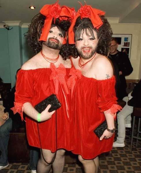Disfraces para halloween mujeres en parejas